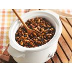 Betty Crocker Slow Cooker Three-Bean Beer Pot