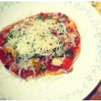 Pizza ( Gujju Style)