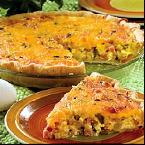 Image of Aloha Quiche, Bakespace