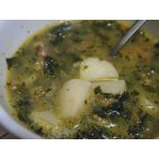 Tuscan Sausage and Potato Soup