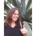 Me w/Giant Agave (tequila) Plant!