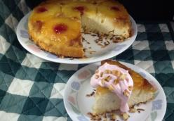 Nana's Hawaiian Pineapple Upside Down Cake
