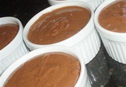 Julia Child's Mousseline Au Chocolat