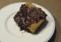 Whey Crisp Chocolate Chip Cookie Bars