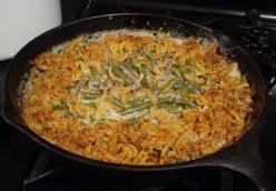 Green Bean Casserole - without the canned soup