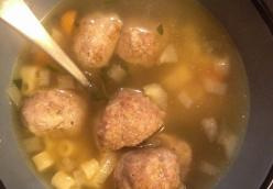 Wedding Style Soup