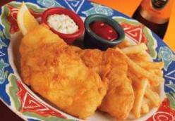 Red Lobster Country-Fried Flounder