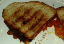 Spicy Grilled Cheese
