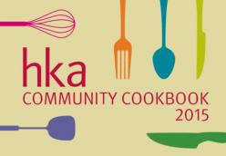 HKA Community Fair Recipes 2015