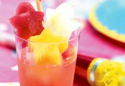Iced Fruit Punch