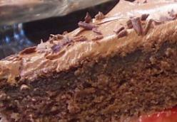 Nigella's Chocolate Fudge Cake