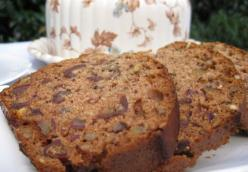 Gluten Free Date and Walnut Loaf - Delicious Magazine