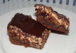 Coffee & Cream Brownies