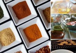 Marinades and Rubs made with Essential Oils