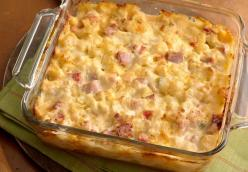 Ham and Potato Casserole submitted by Phyllis Coleman  Boonville IN