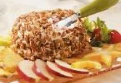 Coconut Cheese Ball