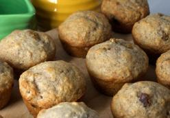 Raisin Nut Muffins