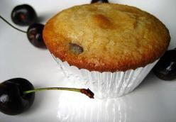 Black Cherry & Vanilla Bean Cupcakes