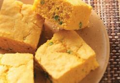 Jalapeno Corn Bread submitted by Patricia Duarte Madisonville, KY
