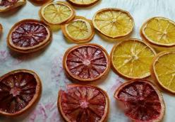 Dehydrated Oranges