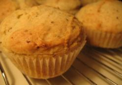 Lemon Anise Spice Muffins