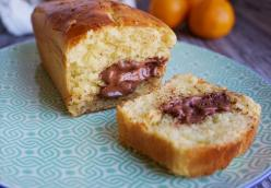 Tsouréki-Chocolate filled Greek Easter bread (gluten free)