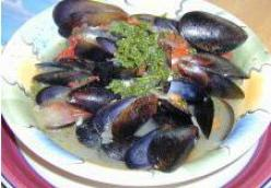 Mussel and Black Pepper Soup