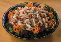 Thai Crab Meat Salad