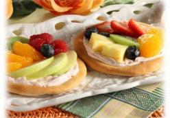 Fruit Pizza Snackers