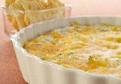 Hot Broccoli Cheese Dip