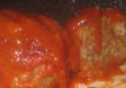 Elaine Mazur's Porcupine Balls (Also Stuffed Peppers And Stuffed Cabbage)
