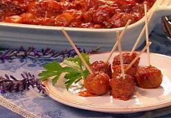 Shane's Sweet and Sour Meatballs
