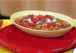 Rachel Ray's Turkey Corn Chili Recipe