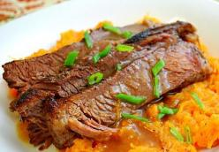 Apple Cider Glazed Pot Roast