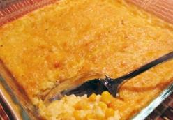 The Best Corn Pudding submitted by Karen Wix, Richland , KY