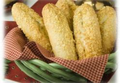 Cheesy Potato Chip Breadsticks
