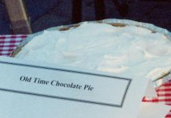 Pollyanna Suddeths' Old-Time Chocolate Pie