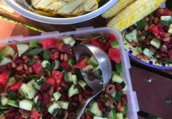 Gen's Summer Bean Salad