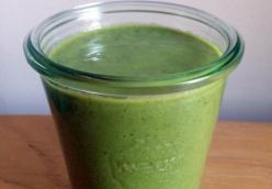 Hale to the Kale BReakfast Smoothie