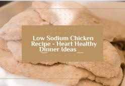 Low Sodium Sweet and Sour Chicken