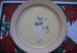 Oyster Stew Christmas Morning Tradition