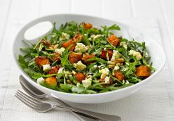 Pumpkin & Pine Nut Salad