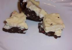 Two Layer Peppermint Bark