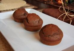Lori's Double Chocolate Low Fat Muffins