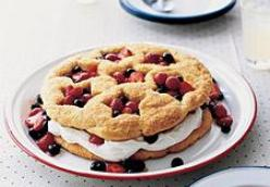 Summer Shortcake ( 4th Of July)