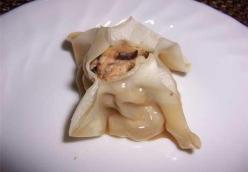 Chinese Pork And Shrimp Dumplings