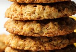 Old Fashion Banana Oatmeal Cookies submitted by Bob & Sharon Kamholtz  Madisonville, KY