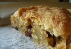 Delectable Apple Strudel