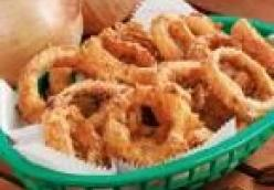 Cornmeal Onion Rings