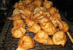 Fried Won Tons